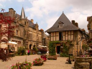 Rochefort en Terre : Le plus beau village de France